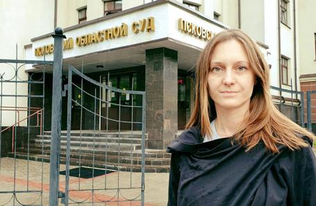 Светлана Прокопьева.