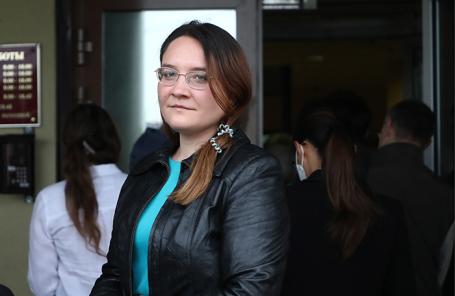 Мария Дубовик.