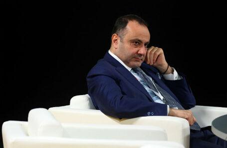 Чрезвычайный и полномочный посол Республики Армения в Российской Федерации Вардан Тоганян.