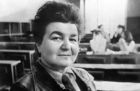 Нина Андреева, 1991 год.
