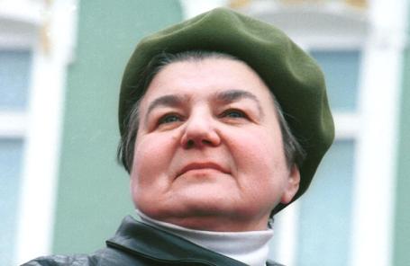 Нина Андреева, 1995 год.
