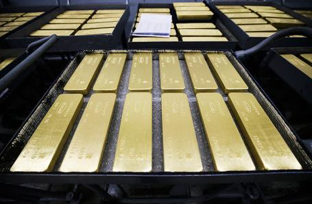 Рудное золото.