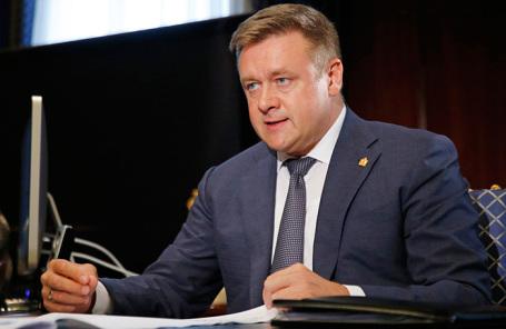 Николай Любимов.