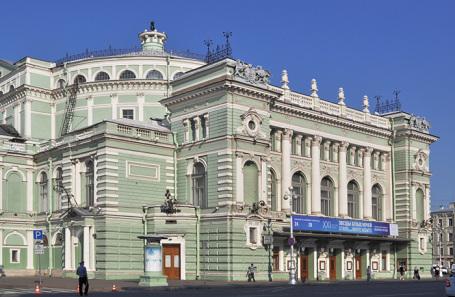 Мариинский театр.