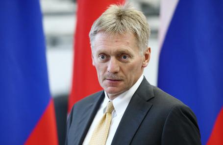 В Кремле считают события в Белоруссии «внутренним делом» страны