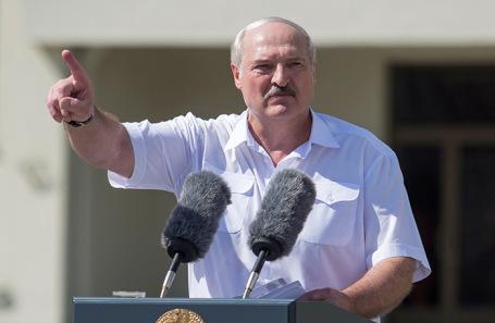 Симонов: «Для Лукашенко точка невозврата уже пройдена»