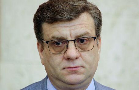 Главный врач больницы скорой медицинской помощи № 1 Александр Мураховский.