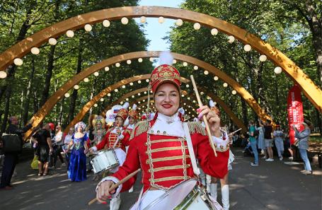 День города в Москве пройдет в камерном формате