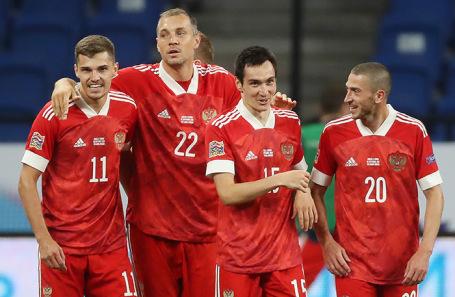 Повторят ли российские футболисты в игре с венграми недавний успех в матче с сербами?