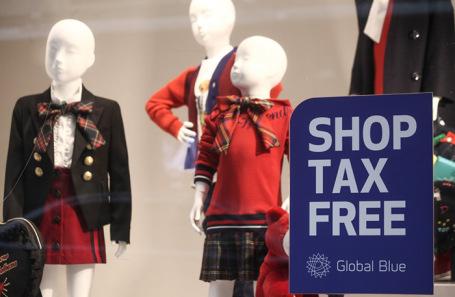 «Мера очень адекватная». Кабмин предлагает распространить систему tax free на все российские магазины