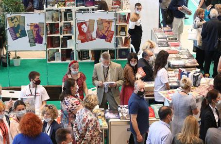 Прокуратура изъяла книги «Мемориала» на Московской международной книжной ярмарке
