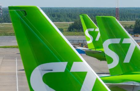 «Известия»: компания S7 разрабатывает проект легкого грузового самолета Greenwing