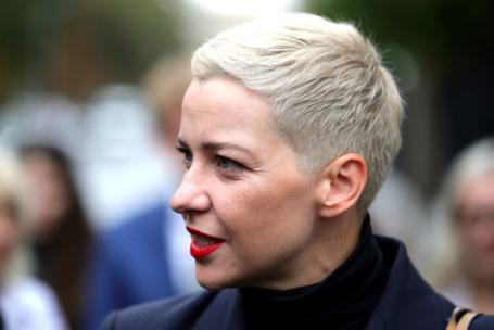 СМИ сообщили о похищении члена КС белорусской оппозиции Марии Колесниковой