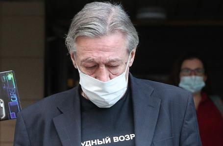 «Он сам себе приговор». Чем запомнился процесс по делу Ефремова и что о нем говорят в актерском сообществе?
