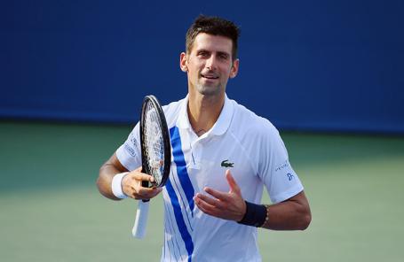 Первая ракетка мира Новак Джокович извинился за инцидент на US Open