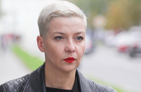 В МВД, СК и Комитете госконтроля Белоруссии нет информации о задержании Марии Колесниковой