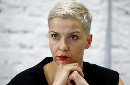 Мария Колесникова.
