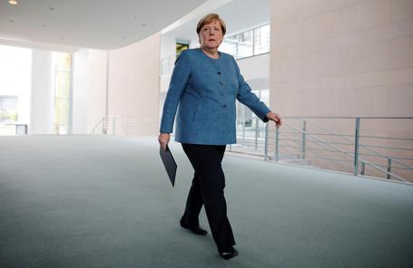 Меркель допустила санкции против «Северного потока — 2»