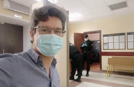 Нижегородскому журналисту грозит уголовное наказание за саркастический пост о коронавирусе, который посчитали фейком