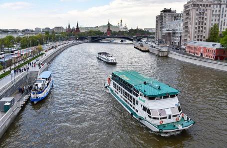 В Москве может появиться круглогодичный речной общественный транспорт