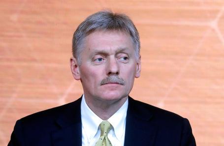 Песков рассказал об извинениях Путина перед Вучичем