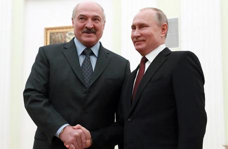 Что Путин и Лукашенко будут обсуждать в Сочи 14 сентября?