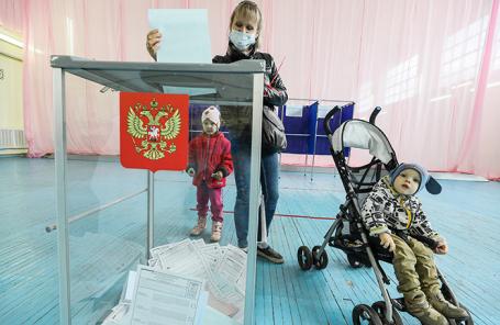Как проходит единый день голосования в России — первые выборы после снятия режима самоизоляции
