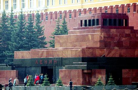 Союз архитекторов России объявил конкурс концепций Мавзолея, если тело Ленина будет захоронено