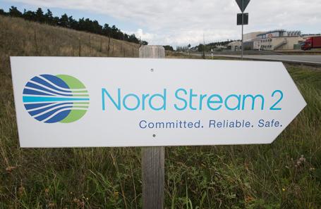 Дания предлагает пересмотреть вопрос о строительстве «Северного потока — 2»