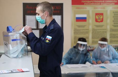 Как прошел единый день голосования в России