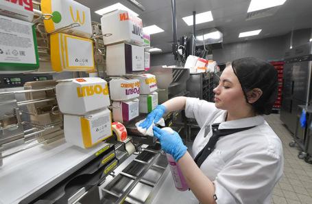McDonald's открывает для себя российский Дальний Восток