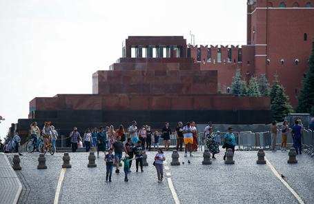 Союз архитекторов объяснил отмену конкурса на реиспользование Мавзолея Ленина