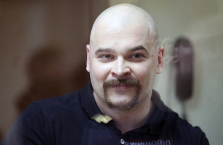 Максим Марцинкевич.