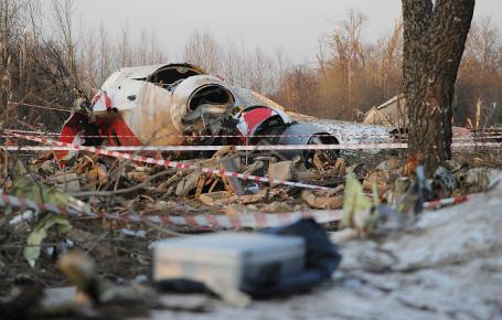 Польская прокуратура хочет арестовать диспетчеров из Смоленска по делу о крушении самолета Качиньского