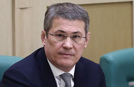 Радий Хабиров.