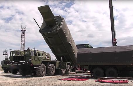 Гиперзвуковой ракетный комплекс «Авангард».