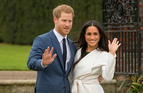 The Mirror: принц Гарри и Меган Маркл будут брать $250 тысяч за публичное выступление