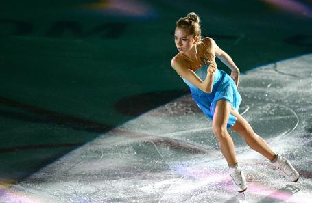 Елена Радионова.