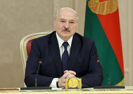 Лукашенко вступил в должность президента Белоруссии — о церемонии не сообщалось