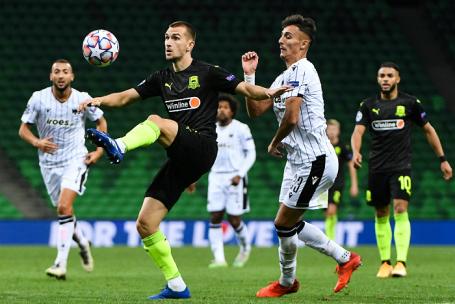 Россия — в шаге от серьезного достижения в клубном футболе