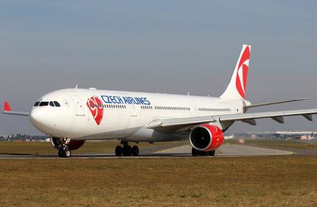 ТАСС: Чехия возобновляет авиасообщение с Россией