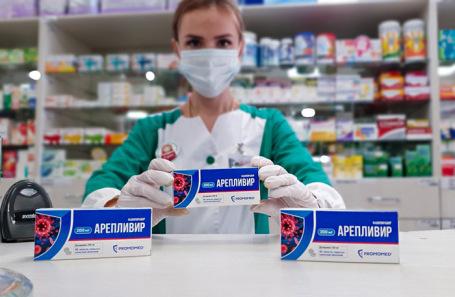 Минздрав планирует внести фавипиравир в список жизненно важных лекарств