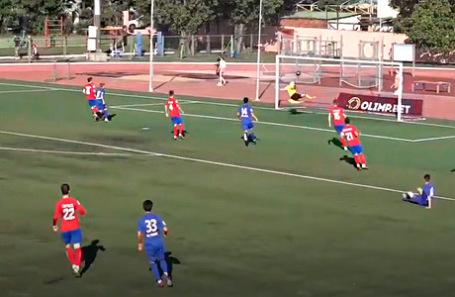ФК «Туапсе» вывел на поле подставных футболистов и заработал долгожданные очки