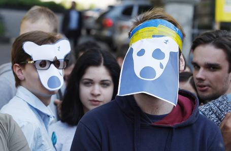 «Война бобра с ослом». Украинским пользователям «ВКонтакте» пригрозили учетом