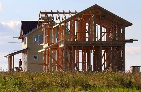 В России разрабатывают программу ипотечных кредитов для индивидуального жилищного строительства