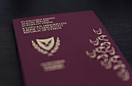 Полиция займется «золотыми» паспортами Кипра