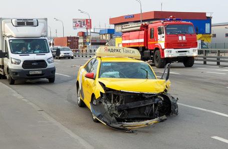 Власти Москвы предлагают усилить ответственность агрегаторов такси за безопасность