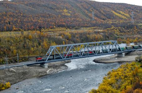 Почему новый мост через реку Колу под Мурманском назвали уникальным?