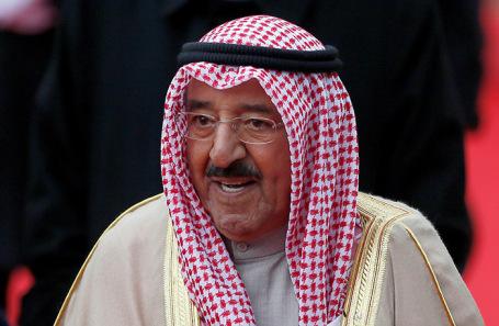 Шейх Сабах аль-Ахмад Аль-Сабах.
