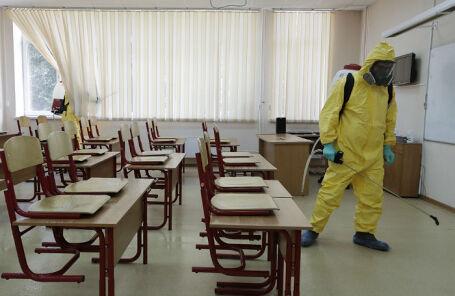 Московские школы с 5 октября уходят на двухнедельные каникулы